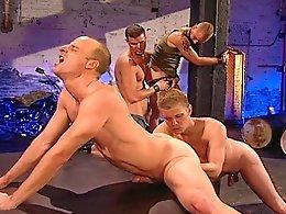 Slam Dunk-Derrick Hanson,Tony Bishop,Stretch,Chad West