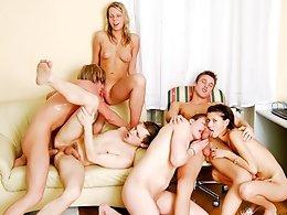 Bisex Creampie Orgy-Misha,Lucky Taylor,Denis Reed,Alan Capier,Martin B,Llatka,Honza P,Luzka,Mira L