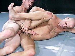 Wrestling Hunks-