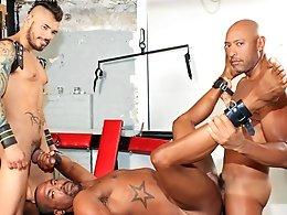 Pleasure in Pain-Draven Torres,Drew Vergas,Chuck Rogers