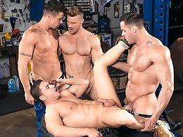 MEMBER BONUS - Body Shop-Marc Dylan,Erik Rhodes,Trenton Ducati,Landon Conrad