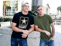 Buddy's Ass Rammed - Ryan Jordan and Johnny B