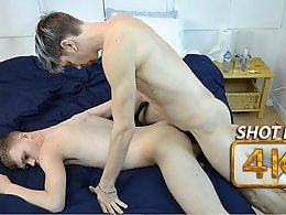 Roommates Gets Their Freak On - Hunter Sykes & Roscoe Hayes