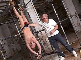 Used As A Punching Bag! - Chris Jansen and Sebastian Kane