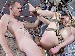 Twink Hole Fully Dominated - Aaron Aurora and Sean Taylor