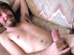 Jerking Out The Juice With Hairy Samuel - Samuel Phatom