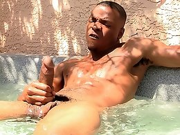 Hung and Handsome Charles Back For More - JS Wild and Charles King