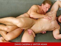David Kadera and Viktor Adam