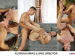 Florian Mraz and Eric Spector