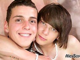 Twinks gets pleasured-Austin and Cosimo 2