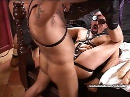 Dirty Daddy Bear's Fuck Party (Part2)