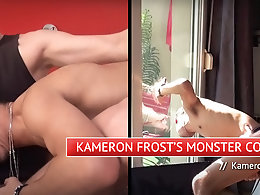Kameron Frost's Monster Cock Rides Again!