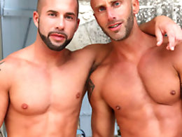 Aymeric Deville and Craig Farell 4