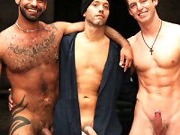 Tony Thorn, Jace Tyler and Ben Felton