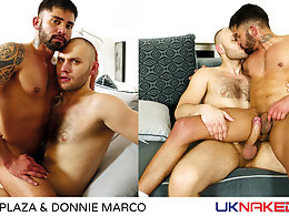 Guido Plaza and Donnie Marco