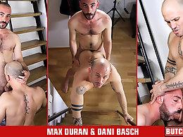 Max Duran and Dani Basch