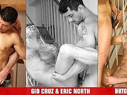 Gio Cruz and Eric North