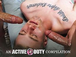 Active Duty Favorites: Huge Loads, Scene-01