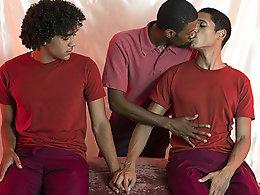 Body Worship Ritual (Eric Ford, Matie, Derek Cline)
