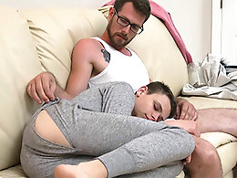 Daddy's Little Boy: Chapter 2 - Sleepy Movie Night (Jacob Armstrong, Austin Armstrong)