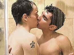 The Bonds Among Brothers Ch 2: Showering Together (Ted Xander, Carter Fore)