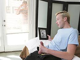 The Boy Next Door Ch 2: Sneaking In The Backdoor ( Ryan Evans, Jesse Zeppelin)