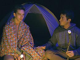 A BrotherCrush Halloween: By The Campfire (Anderson Mason, Ashton Garner)
