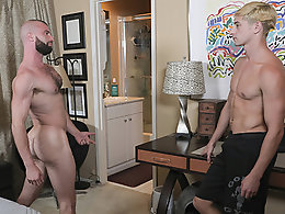 Daddy Lessons Ch 1: In The Closet (Taylor Reign, Donnie Argento)
