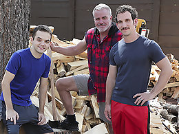 The Return of Gramps Ch 2: Chopping Woods (Dale Savage, Greg McKeon, Marcus Rivers)
