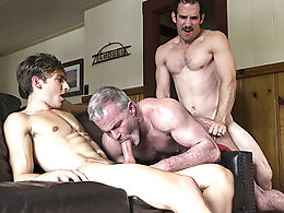 Sleepover With Gramps Chapter 4: Goodbye, Gramps (Dale Savage, Bar Addison, Greg McKeon)