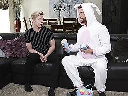 Kinky Step Dad Ch 1: Easter Egg Hunt (Jace Madden, Johnny Ford)