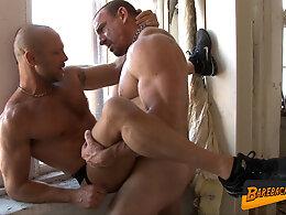 Ed Hunter and Chad Brock Bareback
